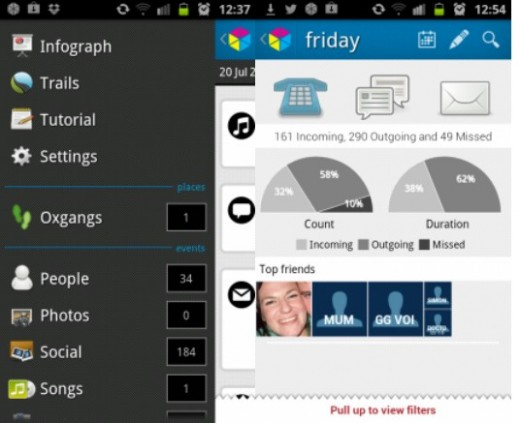 d4 520x423 TNW Pick of the Day: Friday launches to let Android users record their lives through their smartphone