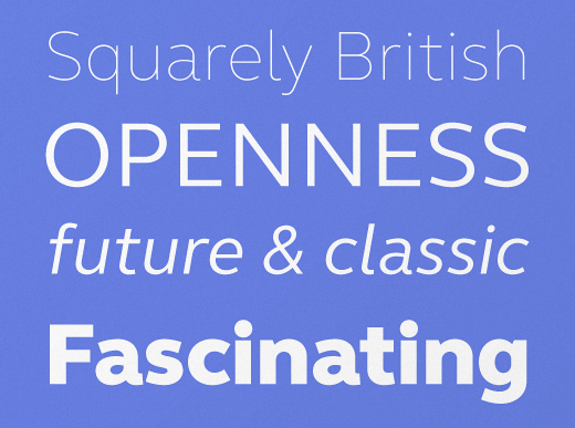 elliot 30 new typefaces released last month that you need to know about (July)