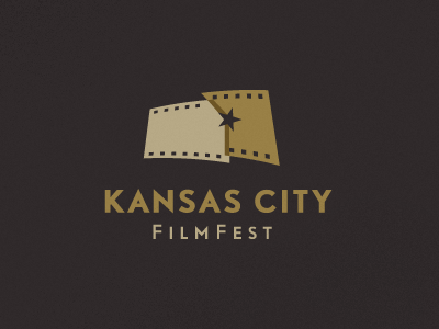 filmfest 21 Gorgeous film logos and icons for your design inspiration