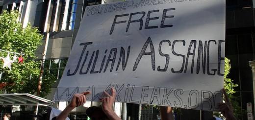 free julian assange wikileaks by takver