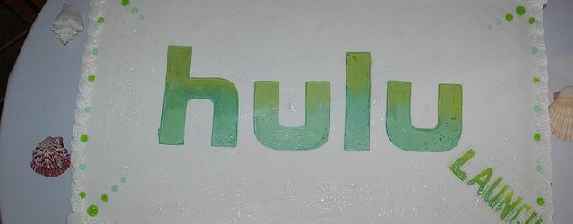 hulu cake by ilya