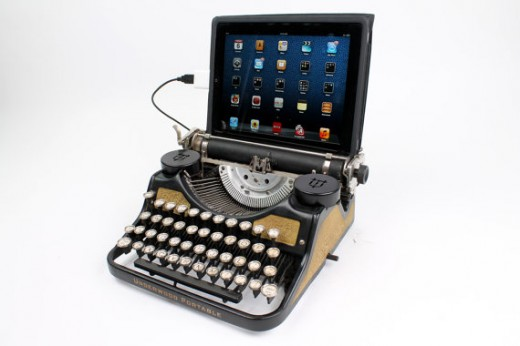 il 570xN.318078227 520x346 Youre going to want this USB Typewriter