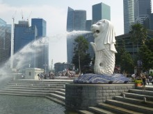 merlion 220x165 Last week in Asia: China cracks down on Web video, DoCoMo puts $22.5m into Baidu joint venture and more