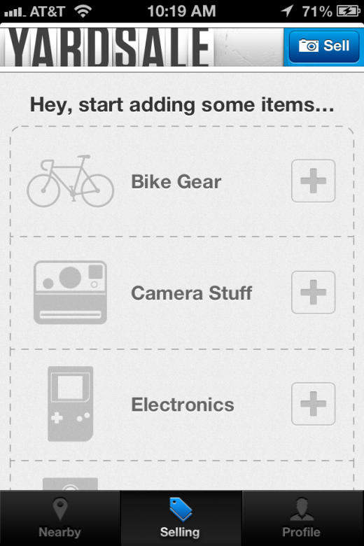 photo 5 520x780 Yardsale for iOS might be the quickest way to sell all of the stuff sitting around your house