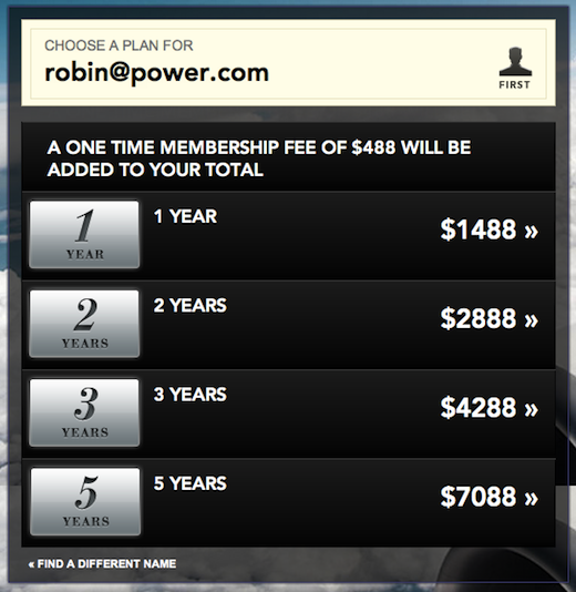 powercom3 Power.com re emerges as an email service, charges a mere $7,576 for your own @power.com address
