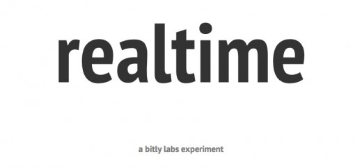 realtime a bitly labs experiment 520x242 Bitly is working on an Internet attention ranking engine called Realtime