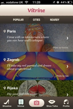 shoeaddicts11 Shoe Addicts: A stylish Instagram like app for... shoe addicts
