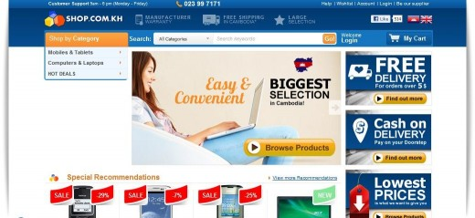 shop.com .km 1 520x239 Rocket Internet continues its focus on emerging Asia with e commerce site in Cambodia
