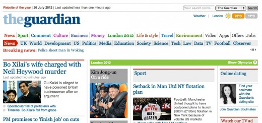 the guardian show olympics 520x244 Fed up with the Olympics? The Guardian lets you hide its Games coverage