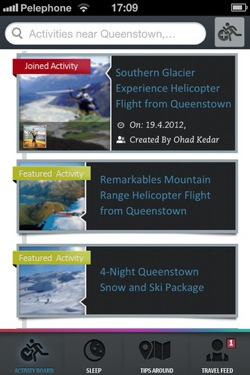 wetrip2 Put that guidebook down, WeTrip brings real time travel info to your iPhone
