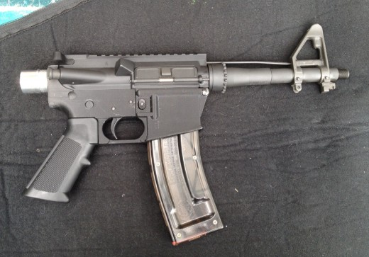 worlds first 3d printed gun 520x363 The worlds first 3D printed gun is a terrifying thing