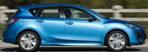 3 Side 520x182 Head to head: Mazda 3 vs Kia Rio in the budget geek auto showdown