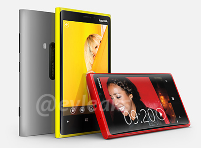 Nokias Lumia 820 and Lumia 920 leak, PureView coming to Windows Phone 8
