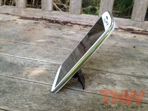 IMG 3804wtmk 520x390 TNW Review: The Flygrip helps you get to grips with your portable gadgets...quite literally