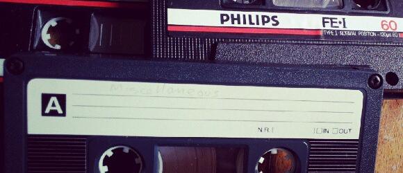 Music – Tape 3