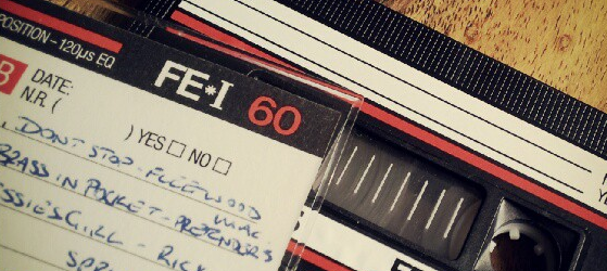 Music – Tape 4
