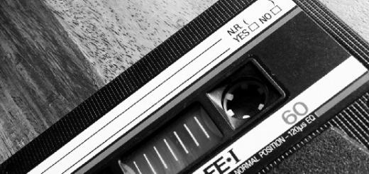 Music – Tape