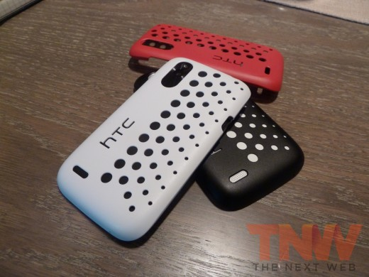 P1020374wtmkwtmk 520x390 HTC introduces the Desire X, its new 4 inch, 1GHz dual core, mass market Android smartphone