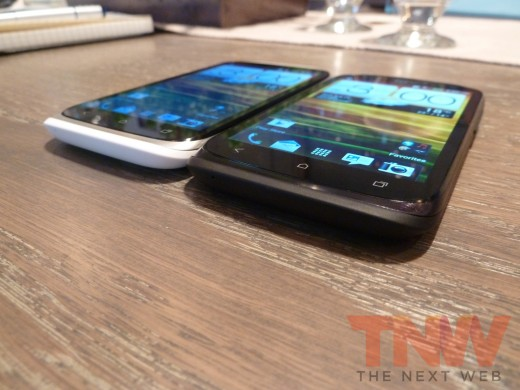 P1020394wtmkwtmk 520x390 HTC introduces the Desire X, its new 4 inch, 1GHz dual core, mass market Android smartphone