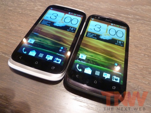 P1020395wtmkwtmk 520x390 HTC introduces the Desire X, its new 4 inch, 1GHz dual core, mass market Android smartphone