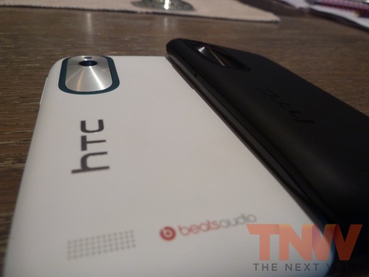 P1020406wtmkwtmk 520x390 HTC introduces the Desire X, its new 4 inch, 1GHz dual core, mass market Android smartphone