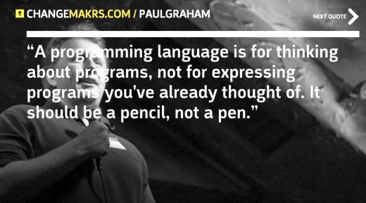 Paul Graham s greatest quotes 520x289 Cant get enough of those epic quotes from Y Combinators Paul Graham? Youre in luck