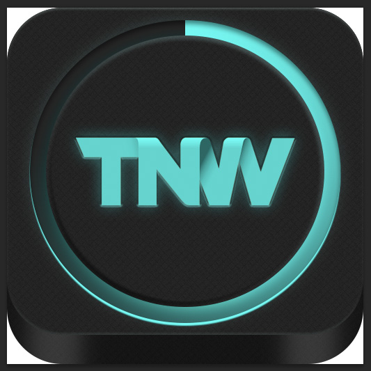 TNWTron SC22 How to create an awesome Tron inspired app icon