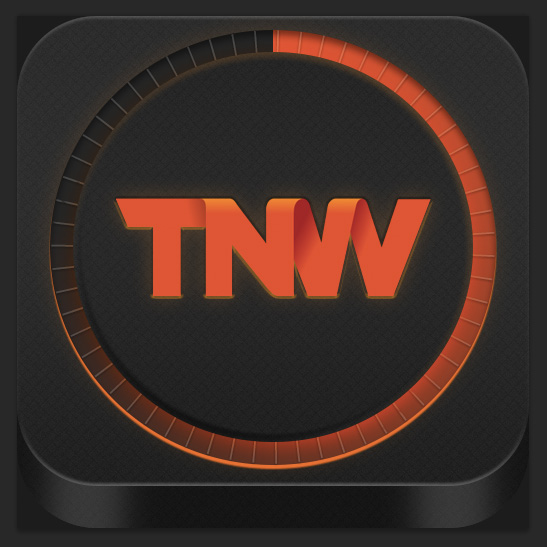 TNWTron SC28 How to create an awesome Tron inspired app icon