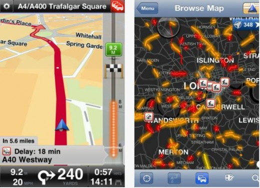 a14 520x376 TomToms iOS apps get Foursquare integration, an address copy/paste feature and more