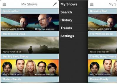 a25 TNW Pick of the Day: Showy helps you track your favorite TV shows and tick off episodes as you watch