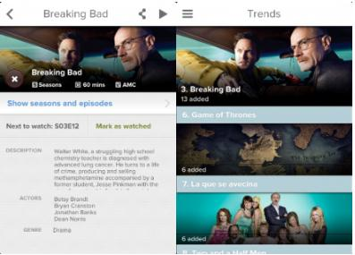 b16 TNW Pick of the Day: Showy helps you track your favorite TV shows and tick off episodes as you watch