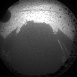 curiosity image These are the first images that NASAs Curiosity sent back from Mars