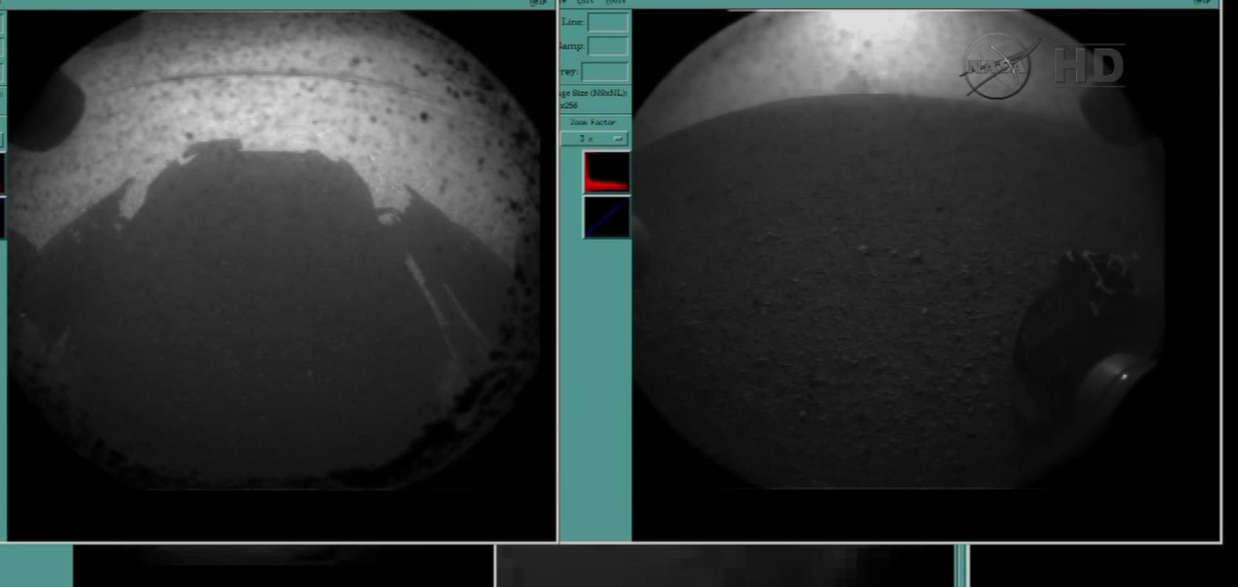 mars curiosity rover live feed - photo #18