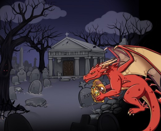 evilot with dragon 520x425 First Chilean game on Kickstarter aims for OUYA