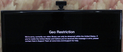 hulu geo block Back to square one: Hulu blocks overseas Apple TV owners streaming via US iTunes accounts