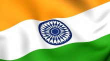 india flag 220x122 Last week in Asia: Baidu launches Android browser, mobile Web tops fixed line in India, and more