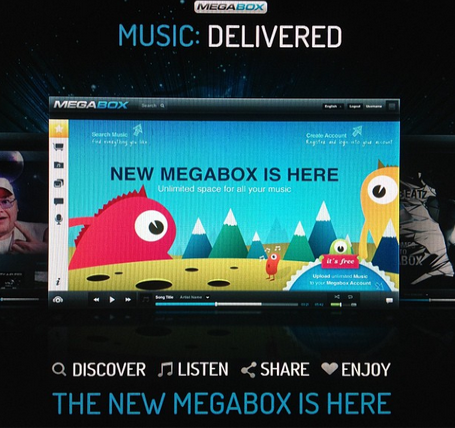 megabox Kim Dotcom promises that disruptive new music service, Megabox, will launch this year