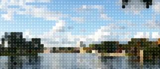 pixelblueskies