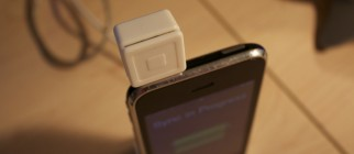 Square Reader + iPhone 3G