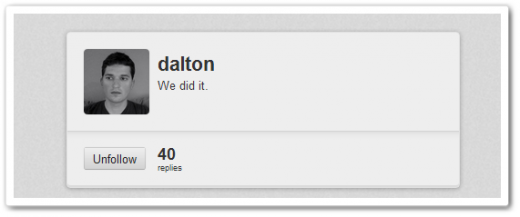 we did it 520x217 Funded! Dalton Caldwells Twitter alternative App.net reaches $500,000 funding goal