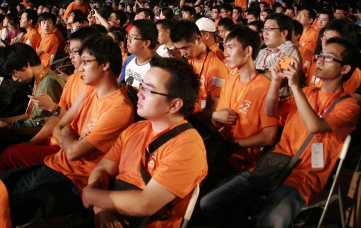 xiaomi fans 520x329 Why Chinas Xiaomi is inspiring loyalty that rivals Apple fanboys and Google fandroids