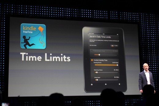 Amazon updates Kindle Fire HD with kid friendly FreeTime feature, says HD is #1 selling product on its site