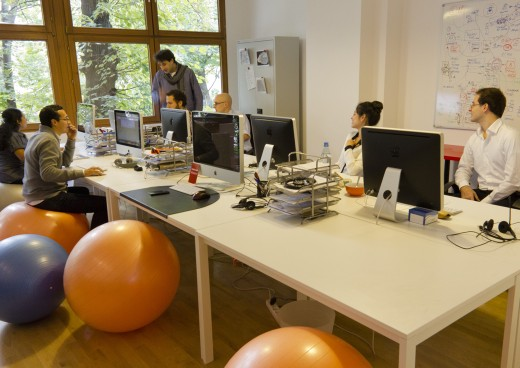 08. Expaway 01 520x368 Awesome offices: Inside 12 fantastic startup workplaces in Berlin