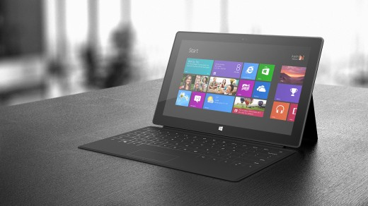 1 520x292 Microsoft Surface RT tablet pricing official; starting at $499 for 32GB model sans Touch Cover