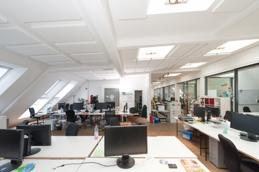 12. SoundCloud 01 520x346 Awesome offices: Inside 12 fantastic startup workplaces in Berlin