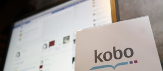 Kobo's new application for Facebook's Ti