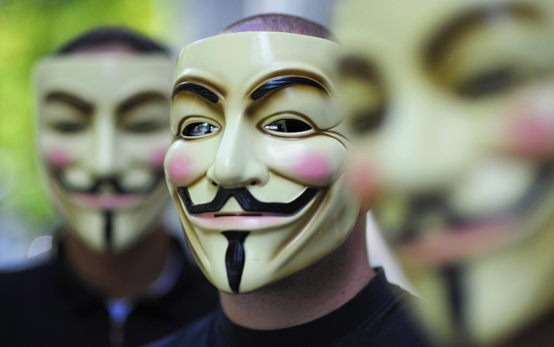 Hacktivist - Magazine cover