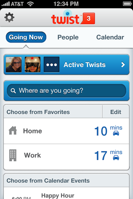 Appstore Screens Appstore MultipleActiveTwist Twist launches its time saving iOS app outside the US, Yammer CEO David Sacks joins as an advisor