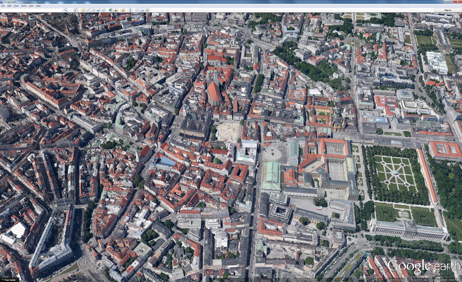Google earth 7 gets 11 3d cities and 11 000 virtual tours 3d site