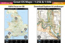 Outdoors GPS 220x146 Apple got you lost? 40 alternative map & GPS apps for iOS